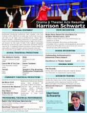 Performing Arts Resume Nov 10v3